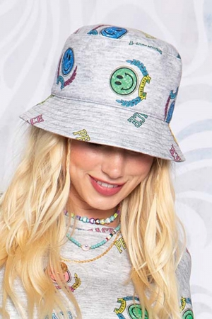 SMILE FOR PEACE HAT